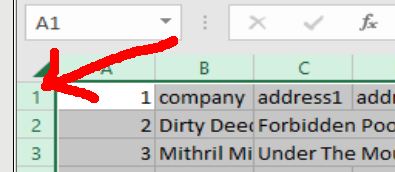 Sorting data to find duplicates